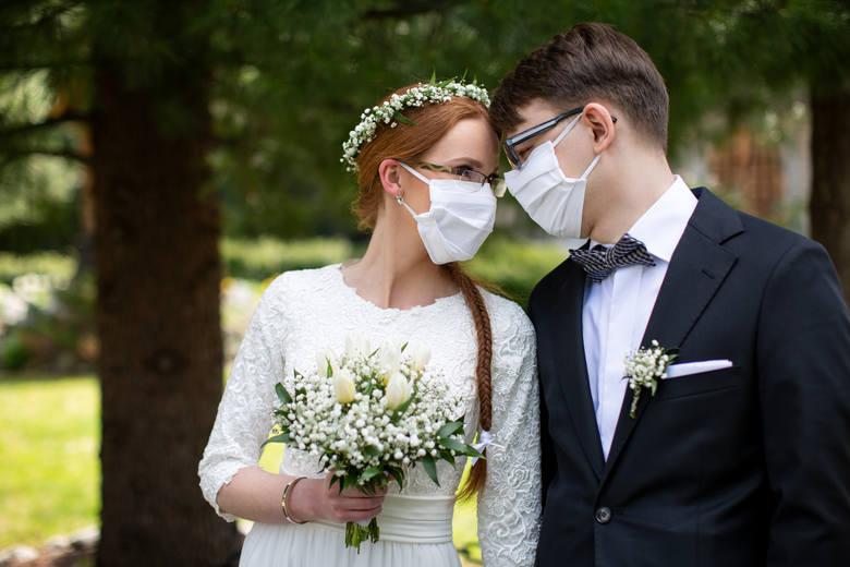 Kasia i Mateusz pobrali się w Zakopanem, skąd pochodzi dziewczyna. Zmierzenie się z organizacją ślubu było wyzwaniem, ale ostatecznie wyszło piękne.