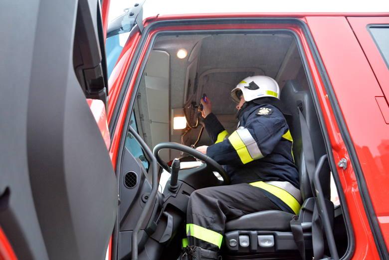 W wyniku pożaru zmarła jedna osoba – 71-latka