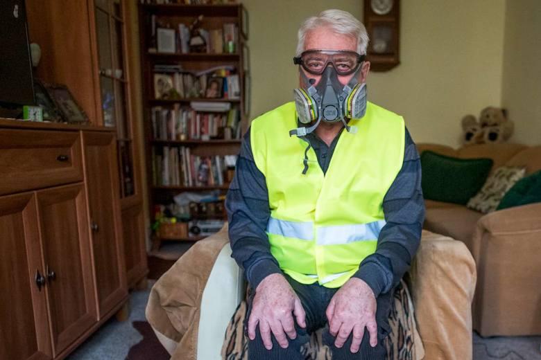 Lechosław Lerczak, znany w Poznaniu społecznik złożył pozew przeciwko miastu. Uważa, że urząd prowadzi nieskuteczną walkę ze smogiem.