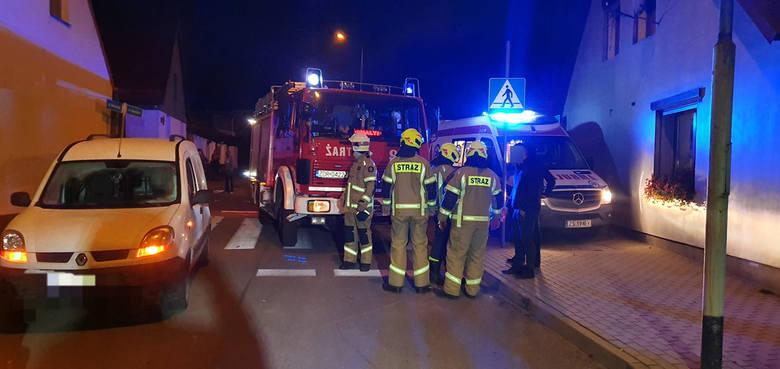 W poniedziałek około godziny 18:20 doszło do wypadku na skrzyżowaniu ulic Wałeckiej i Rzeźnickiej w Czaplinku. - Po przybyciu na miejsce stwierdzono,