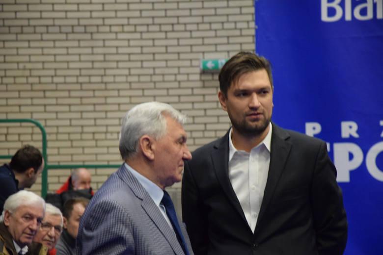 Ceremonia otwarcia 88. Indywidualnych Mistrzostw Polski w tenisie stołowym