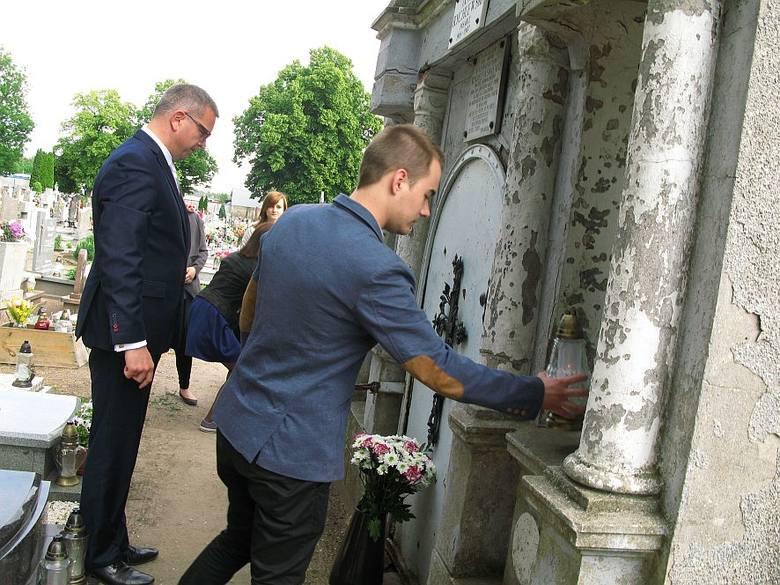 Żninianie upamiętnili rodzinę Rychlewskich.