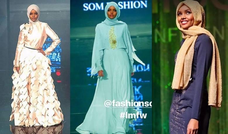 Modelka w hidżabie podpisała kontrakt z agencją IMG