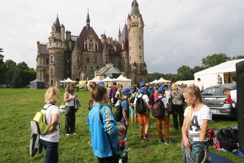 Zamek Moszna już znalazł się na liście podmiotów realizujących bon turystyczny.