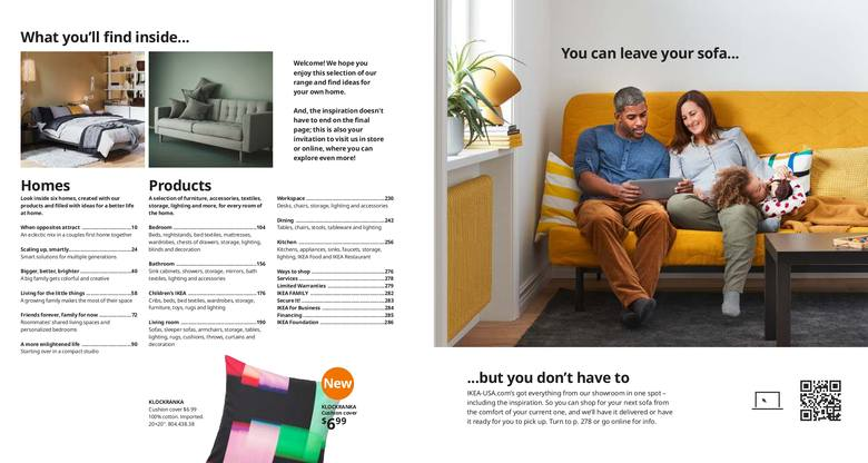 IKEA 2020: Cały katalog online! Zobacz, co nowego w katalogu IKEA 2020