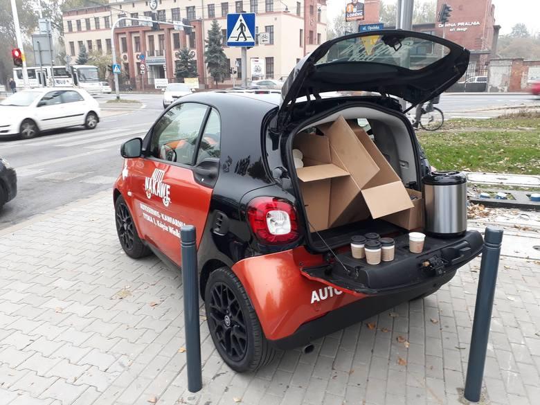 Auto Na Kawę
