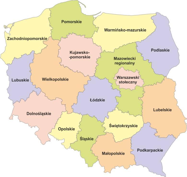 Jest zgoda Komisji Europejskiej na podział statystyczny Mazowsza