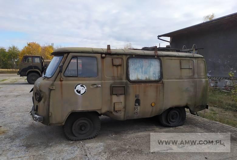 Urządzenie rozgłośnia na samochodzie UAZ 452 ALT V (bez wyposażenia)Ilość:1NR fabryczny:246960Rok produkcji:1987Cena:5500 Zobacz kolejne zdjęcia. Przesuwaj