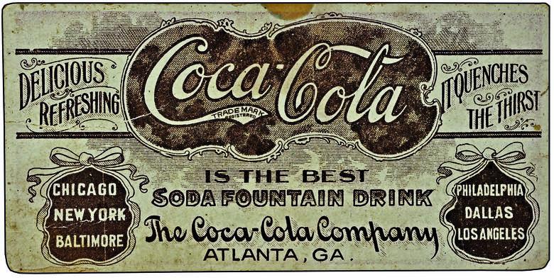 Coca-Cola. Napój z Atlanty, który podbił cały świat