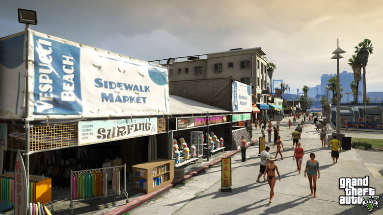 Grand Theft Auto V: Recenzja najdroższej gry w historii