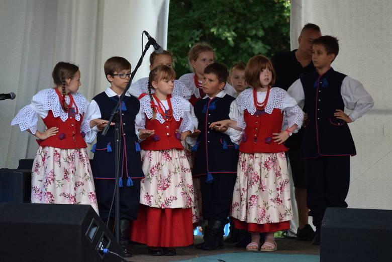 Folkloriada Jurajska w Żarkach Letnisku