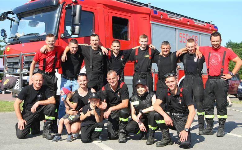 Ochotnicza Straż Pożarna w Miękini