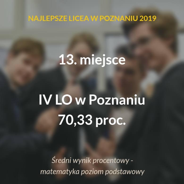 Znamy już wyniki tegorocznych matur. OKE w Poznaniu opublikowała m.in. średnie wyniki procentowe z matury z matematyki na poziomie podstawowym.Nie pozostawiają