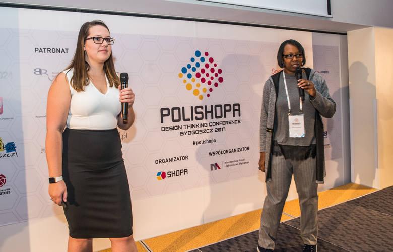 O tym, jak z metodologii Design Thinking korzysta znana światowa firma IBM opowiadały w Bydgoszczy Dawn Ahukanna i Ashley Brimsted, ekspertki DT, które współpracują z IBM.