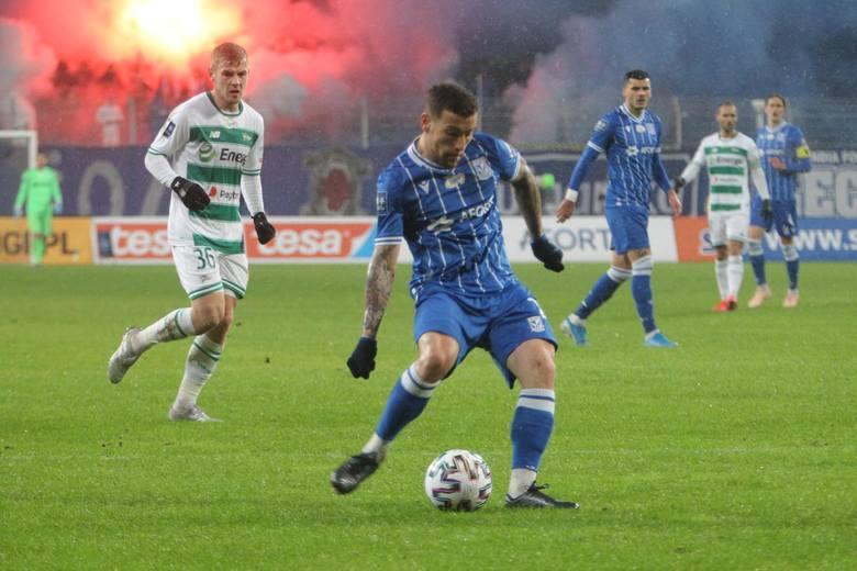 Wypożyczony zimą z Kolejorza do portugalskiego FC Pacos de Ferreira Joao Amaral będzie mógł teraz śledzić swój macierzysty klub w rodzimej telewizji