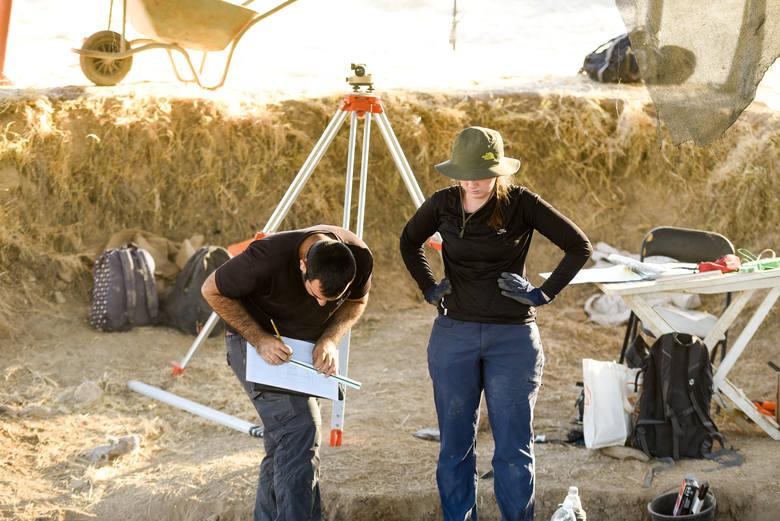 Krakowscy archeolodzy na izraelskim tropie tajemnic przeszłości