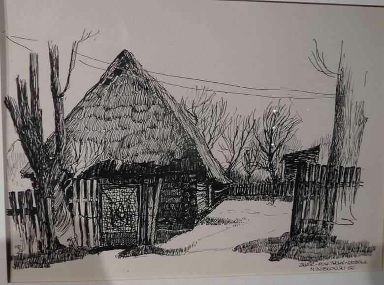 Zawiść, powiat Tychy, rok 1966