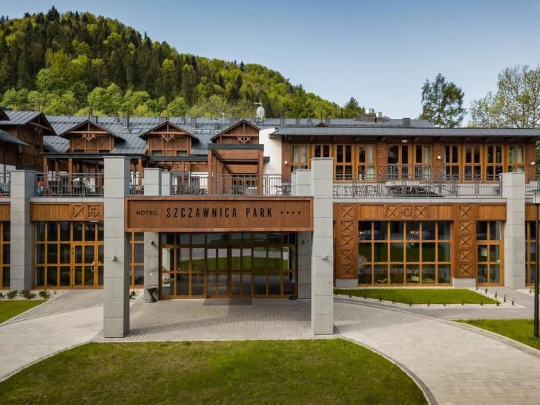 Kategoria: Atrakcje turystyczneHotel Szczawnica Park Resort & Spa ****, SzczawnicaOtwarty w grudniu 2018 roku Hotel Szczawnica Park Resort &