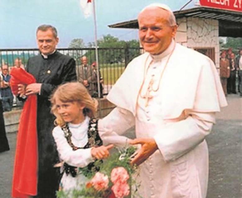 Pierwszy raz Jan Paweł II przybył do Polski w czerwcu 1979 r.
