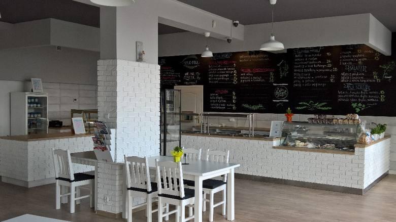 14. Restauracja Syta Panna Łomża