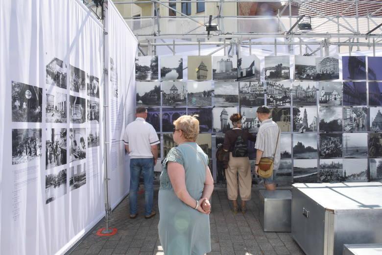 Wystawa poświęcona wydarzeniom z 30 maja 1960
