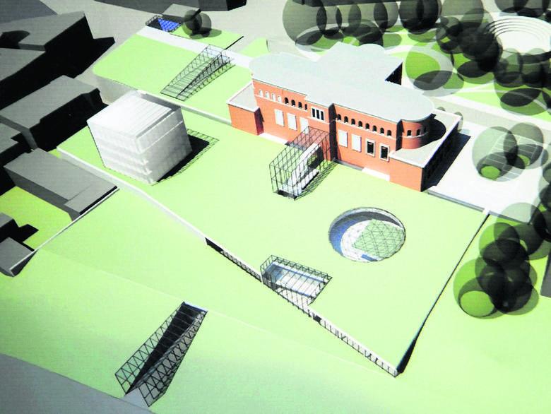 Projekt Teatru Szekspirowskiego robi wrażenie. Jest pozwolenie na budowę. Nie ma tylko pieniędzy.