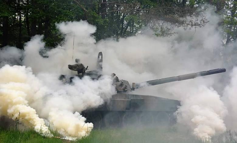 Ochotnicza Straż Pożarna Złocieniec wzięła udział w ćwiczebnym alarmie pożarowym w 2 Brygadzie Zmechanizowanej Legionów im. Marszałka Józefa Piłsudskiego.