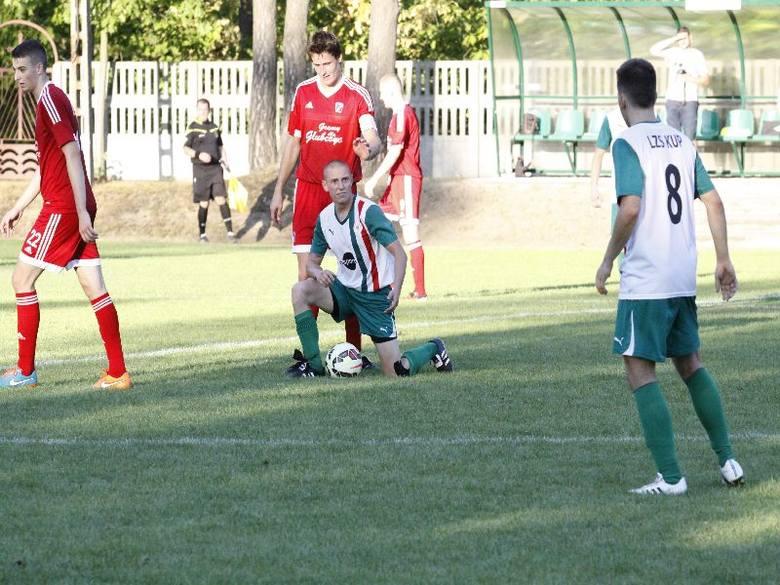 Saltex 4 liga: Kup - Polonia Głubczyce 1-0