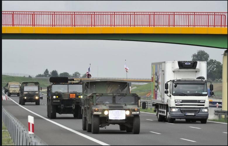 Trwają ćwiczenia NATO na terenie woj. śląskiegoZobacz kolejne zdjęcia. Przesuwaj zdjęcia w prawo - naciśnij strzałkę lub przycisk NASTĘPNE