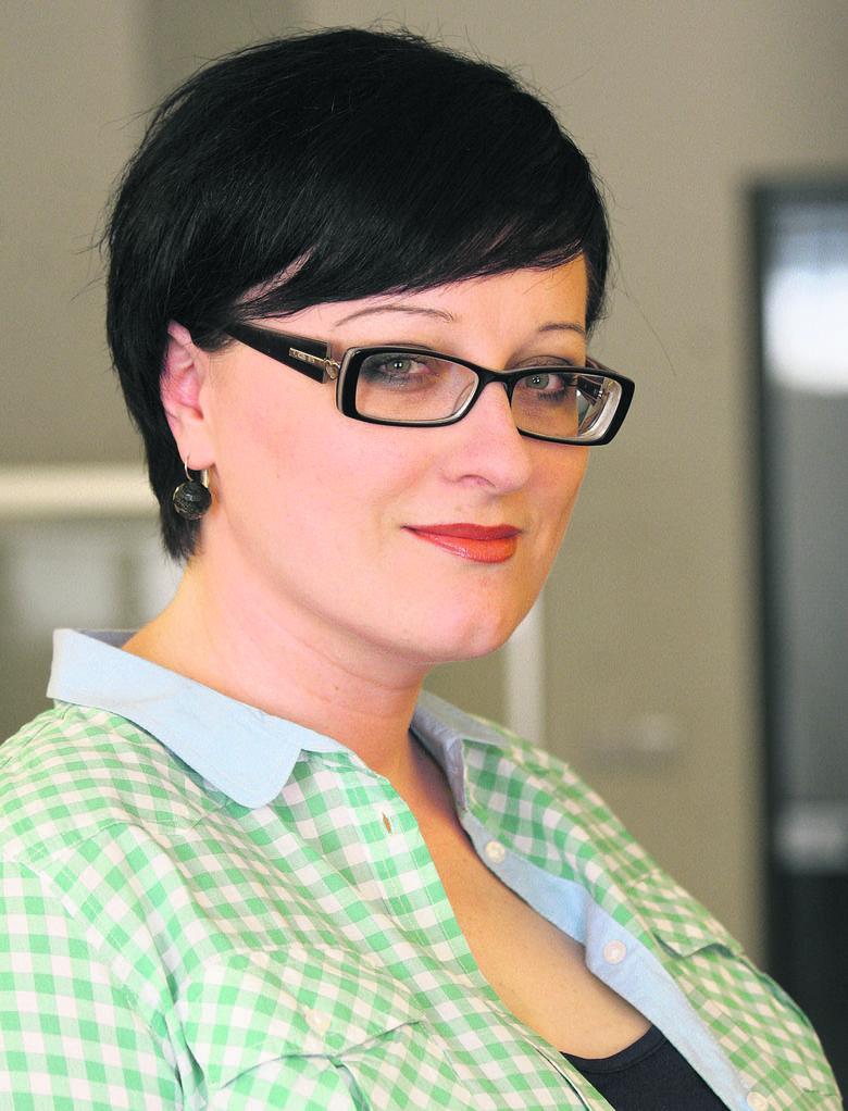 Magdalena Żołądź