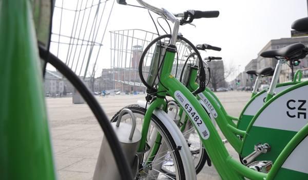 Rowery miejskie wystartują najwcześniej w połowie kwietnia 2021 roku