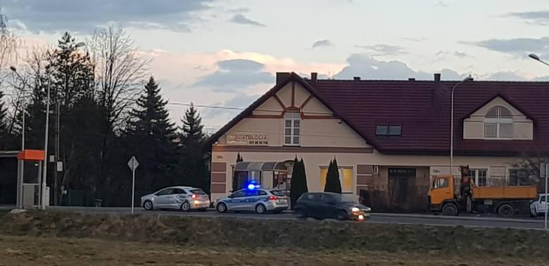 Zderzenie na skrzyżowaniu ulic Paderewskiego i Witolda w Rzeszowie [ZDJĘCIA INTERNAUTY]