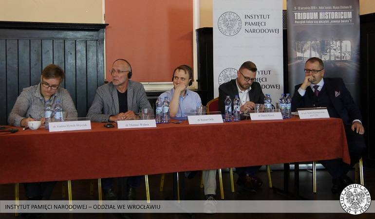 Konferecja Triduum Historicum z 2019 r
