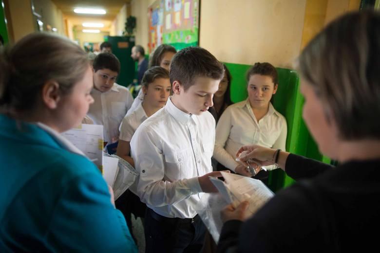 Dziś egzamin dla szóstoklasistów [zdjęcia]
