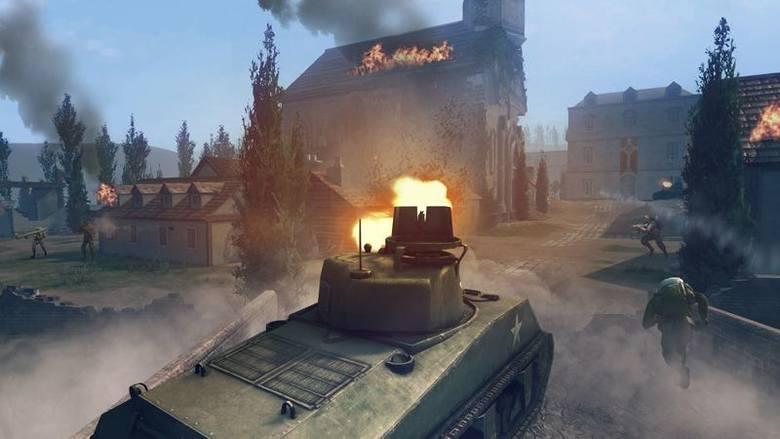 Army RageArmy Rage - jest czołg, jest zabawa