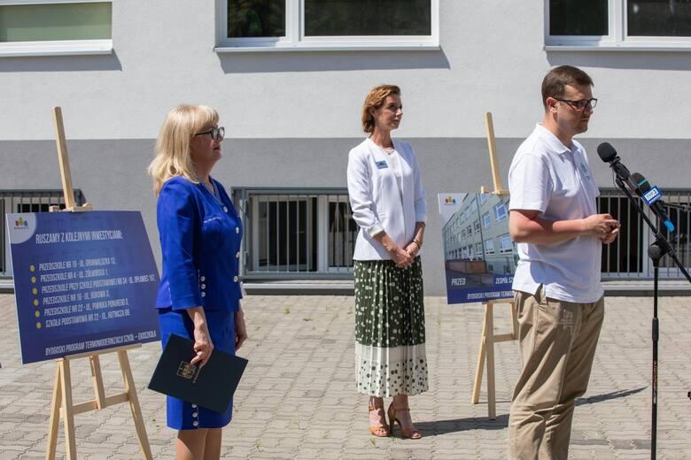 W poprzedniej perspektywie unijnej miasto Bydgoszcz przeprowadziło już kompleksową termomodernizację w 28 budynkach oświatowych. Wydatki na ten cel wyniosły
