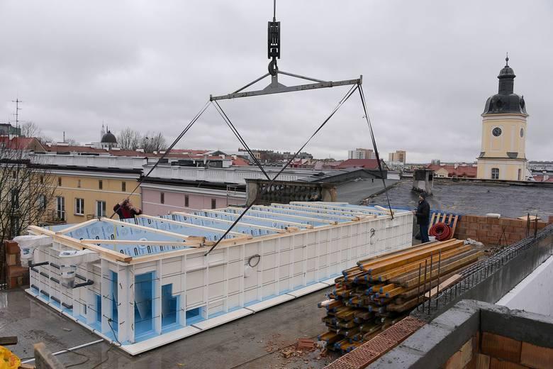 W poniedziałek nastąpi otwarcie basenu w Royal Hotel & SPA Białystok. Wraz z nim do użytku zostanie oddana cała strefa Wellness, w której skład