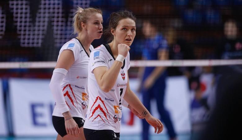 - Jelena Blagojević, zawodniczka Developresu Rzeszów po wygranych sparingach swojego zespołu.