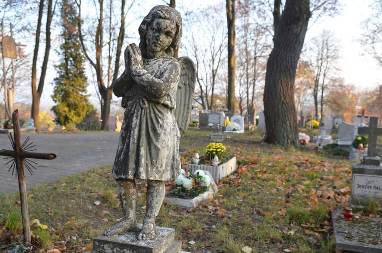 cmentarz ul. Warszawska Gorzów