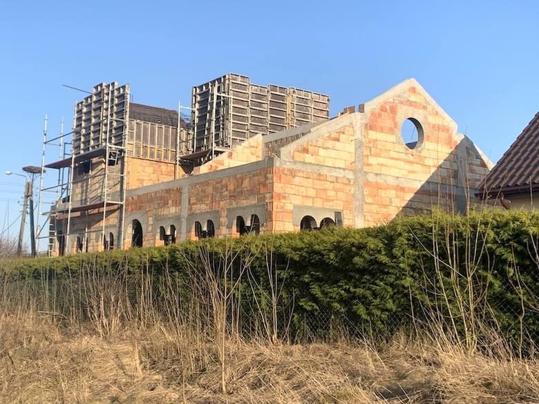 W Zaleszanach trwa budowa cerkwi św. Katarzyny Aleksandryjskiej i Męczenników Podlaskich