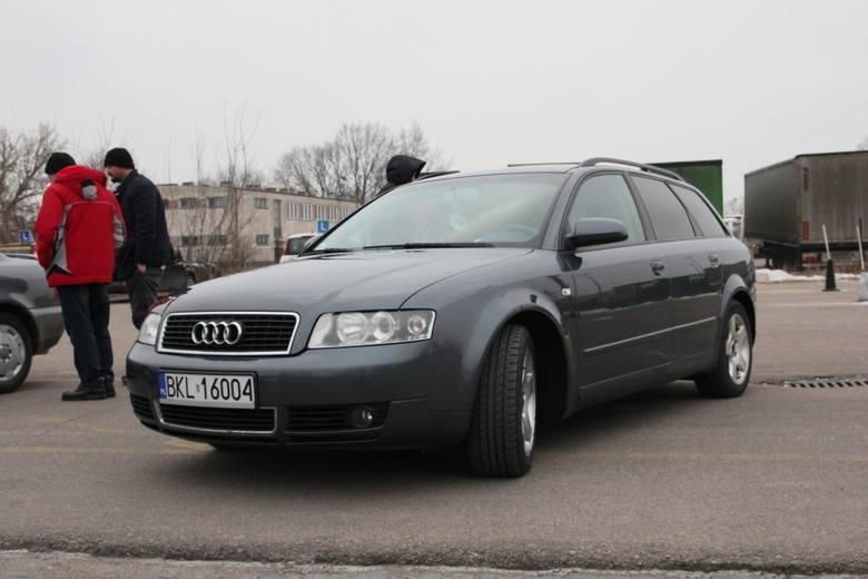 Audi A4, 2004 r., 1,9 TDI, 12 tys. 500 zł