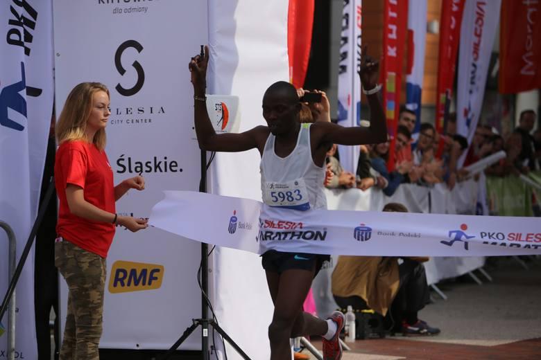 8. edycja PKO Silesia Marathon wystartował spod Silesii City Center w Katowicach