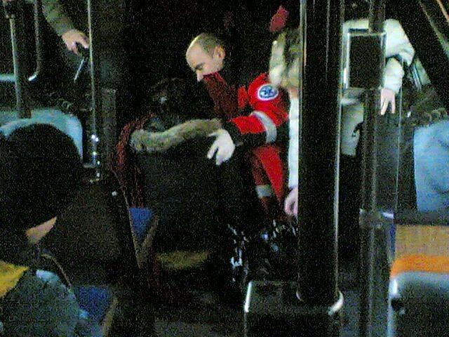 Zemdlała w autobusie