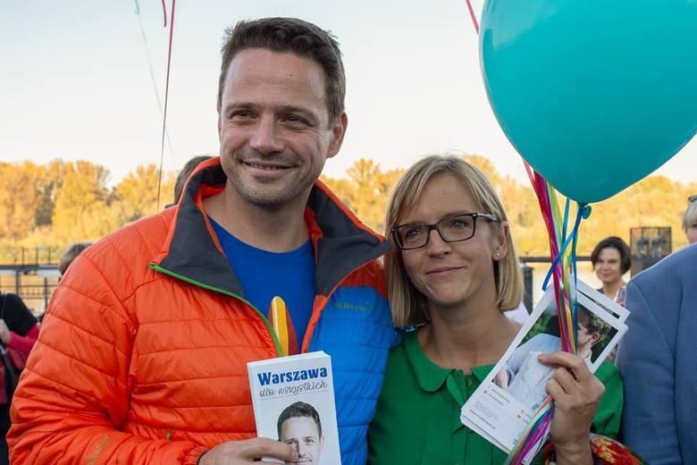 Kim jest żona Rafała Trzaskowskiego, kandydata na prezydenta Polski?