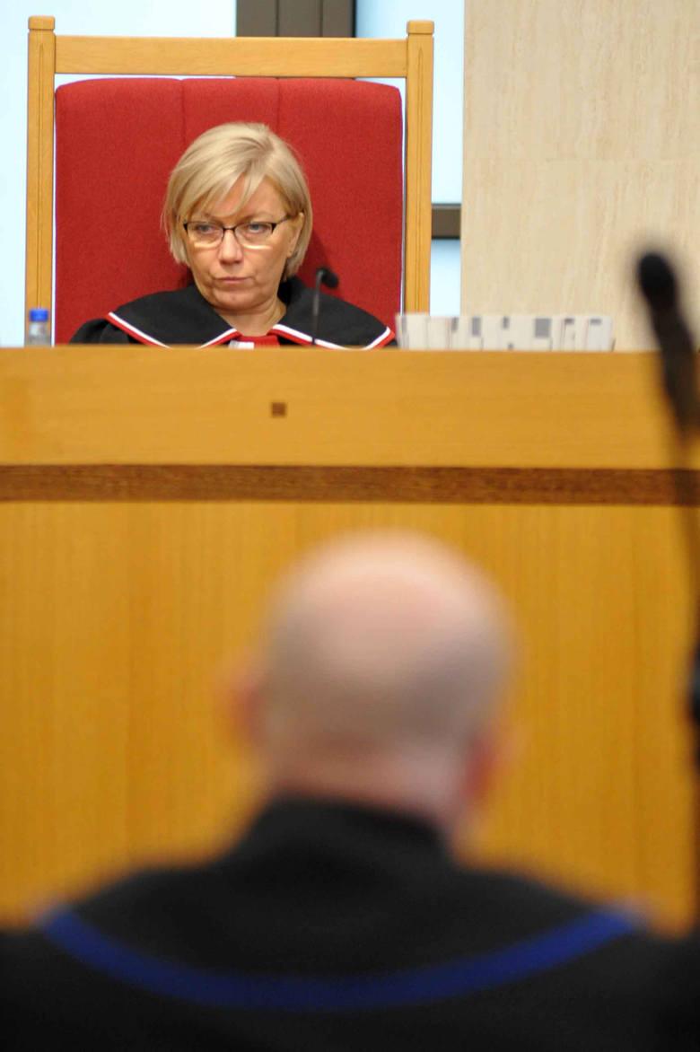 Prezydent RP Andrzej Duda przyjął ślubowanie Julii Przyłębskiej na prezesa Trybunału Konstytucyjnego