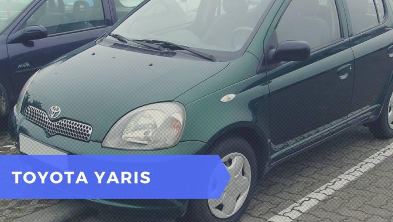 #2 Toyota Yaris I (1999 – 2005)Pierwsza generacja Yarisa ma już swoje lata, ale wciąż trzyma cenę nie bez powodu – nadal jest bowiem uznawana za miejski