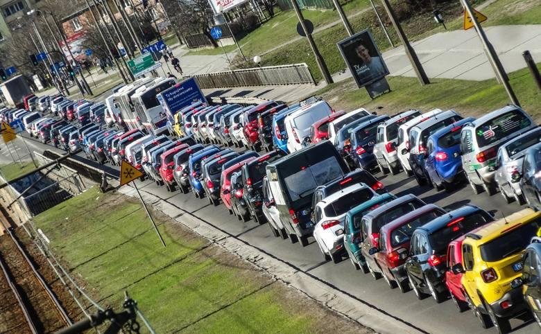 Bydgoszcz jako jedyna z Kujawsko-Pomorskiego znalazła się w niechlubnym zestawieniu najbardziej zakorkowanych miast na świecie.