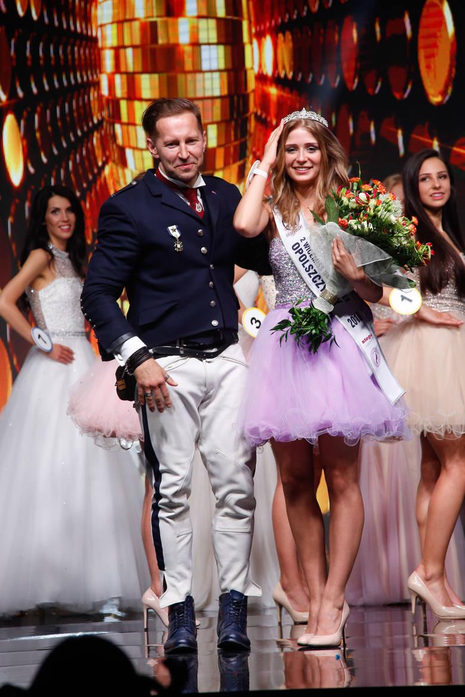 Gala Miss Opolszczyzny 2016.