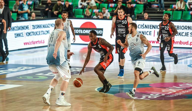 Enea Astoria przegrała w Bydgoszczy z Polskim Cukrem 80:97 w meczu 2. kolejki Energa Basket Ligi (sponsorem spotkania była firma Abramczyk). Pojedynek