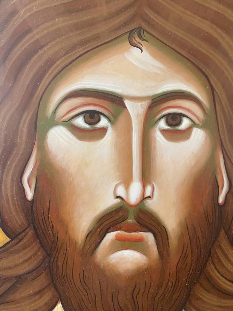 Pisząc ikonę, należy podporządkować się tradycji ikonograficznej, która jest zbiorem reguł i zasad, mówiących o tym, jak należy przedstawiać na ikonach poszczególnych świętych